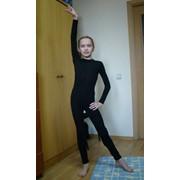 Комбинезон гимнастический хореографический фото