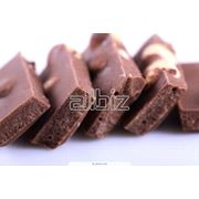 Шоколад с орехами фото