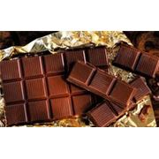 Горький шоколад фото