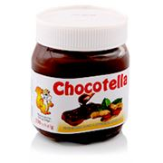 Шоколодно-молочная паста с орехом Chocotella фото