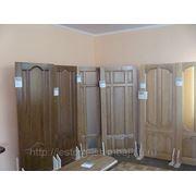 Двери деревянные филенчатые (Дуб, Сосна) фото
