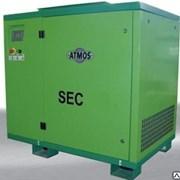 Винтовой компрессор Atmos SEC221 (3,9/3,2/2,65 куб.м/мин) фото