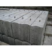 Фундаментные блоки ФБС-3 фото