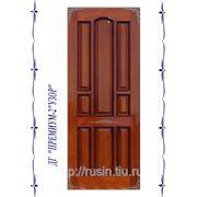 Двери из массива сосны, ели, дуба, ясеня по размерам и эскизам заказчика или нашим разработкам. фото