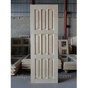 ДФГк 21-8 дверь филенчатые массив