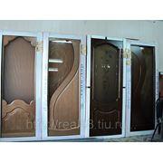Двери, натуральный шпон (г. Ульянвск). Установка Бесплатно! фото