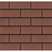 Кирпич облицовочный коричневый гладкий полуторный фото