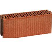 Крупноформатные керамические поризованные блоки Porotherm 12 фото