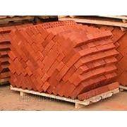 Кирпич строительный рядовой фото
