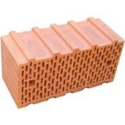 Керамический поризованный блок 145 NF фото