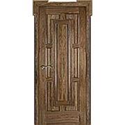 Двери деревянные серия Барон фото