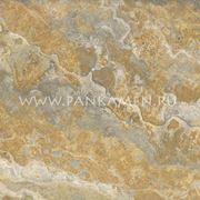 Травертин Snake Cross (серо-коричневый) 305 х 305 х 10мм фото