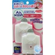 Спрей-освежитель воздуха для комнат с ароматом мяты и зелени ST AirWash 280мл 4901070120499 фото