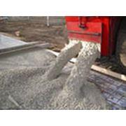 Производство строительного бетона фото