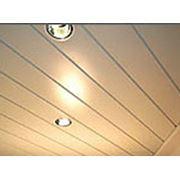 Потолки подвесные реечные Албес и ПМЗ фото