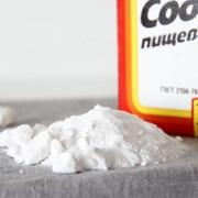 Пищевая сода (бикарбонат натрия) фото