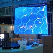 Лед (LED)дисплей в аренду фото