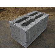 Блоки стеновые пескоцементные фото