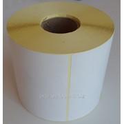 Термоэтикетки 100х150, 300 этикеток в роле фото