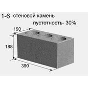 Производство и продажа бетонных блоков фото
