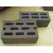 Блоки стеновые керамзитобетонные фото