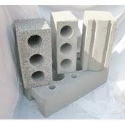 Блоки бетонные простеночные фото