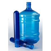 ПЭТ преформа для иготовления бутылки 750 гр и 157 гр фото