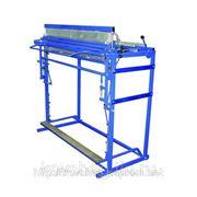 Термодизайнер - установка для гибки пластика толщиной 8-20 мм с длиной гиба до 1100 мм фото