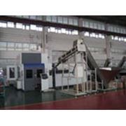 Оборудование для производства ПЭТ бутылок роторного типа фото