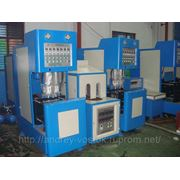 Полуавтоматическая машина выдува ПЭТ тары объемом до 6 литров CP-50E фото