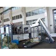Оборудование выдува ПЭТ тары объемом 5 литров линейного типа фото