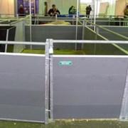 ПВХ-панель для свинокомплексов 250,200мм фото