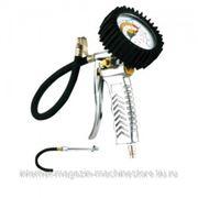 Пистолет для накачки с наконечником и манометром Aiken MTG 016/000-1 фото