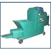 Экструдер для производства топливных брикетов фото