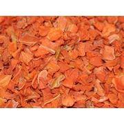 Морковь сушеная фото