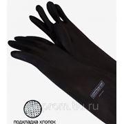 Перчатки для абразивоструйной кабины фото