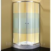 Душевой уголок STURM GALLERY 100х100 (c полоками) фото