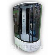 IKA E-1611GL/8120S L(R) Душевая кабина 120*80 тонированное стекло фото
