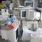Утилизация по доступным ценам, мониторы с лучевыми трубками фото