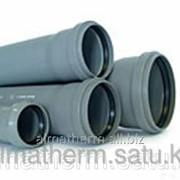 Труба кан. ПВХ (2.2) 110-250 фото