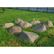 Искусственные камни из стеклопластика фото