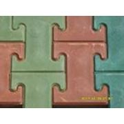 Брусчатка полимер-песчаная фото