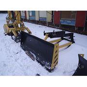 Бульдозерная установка ОБ-01 фото