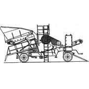 Агрегат среднего дробления передвижной СМД-26Б фото