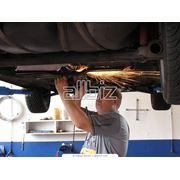 Помощь в ремонте автотранспорта в станах Европы и Балтии фото
