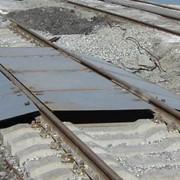 Железнодорожные (вагонные) весы фото