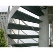 Стальные лестничные ступени фото