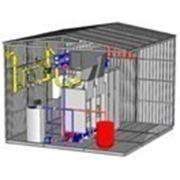 Модуль горячего водоснабжения ГВС фото