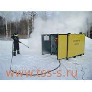 Дизельный мобильный парогенератор МНС-700 фото