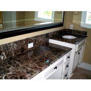 Столешница из камня для кухни и ванной
